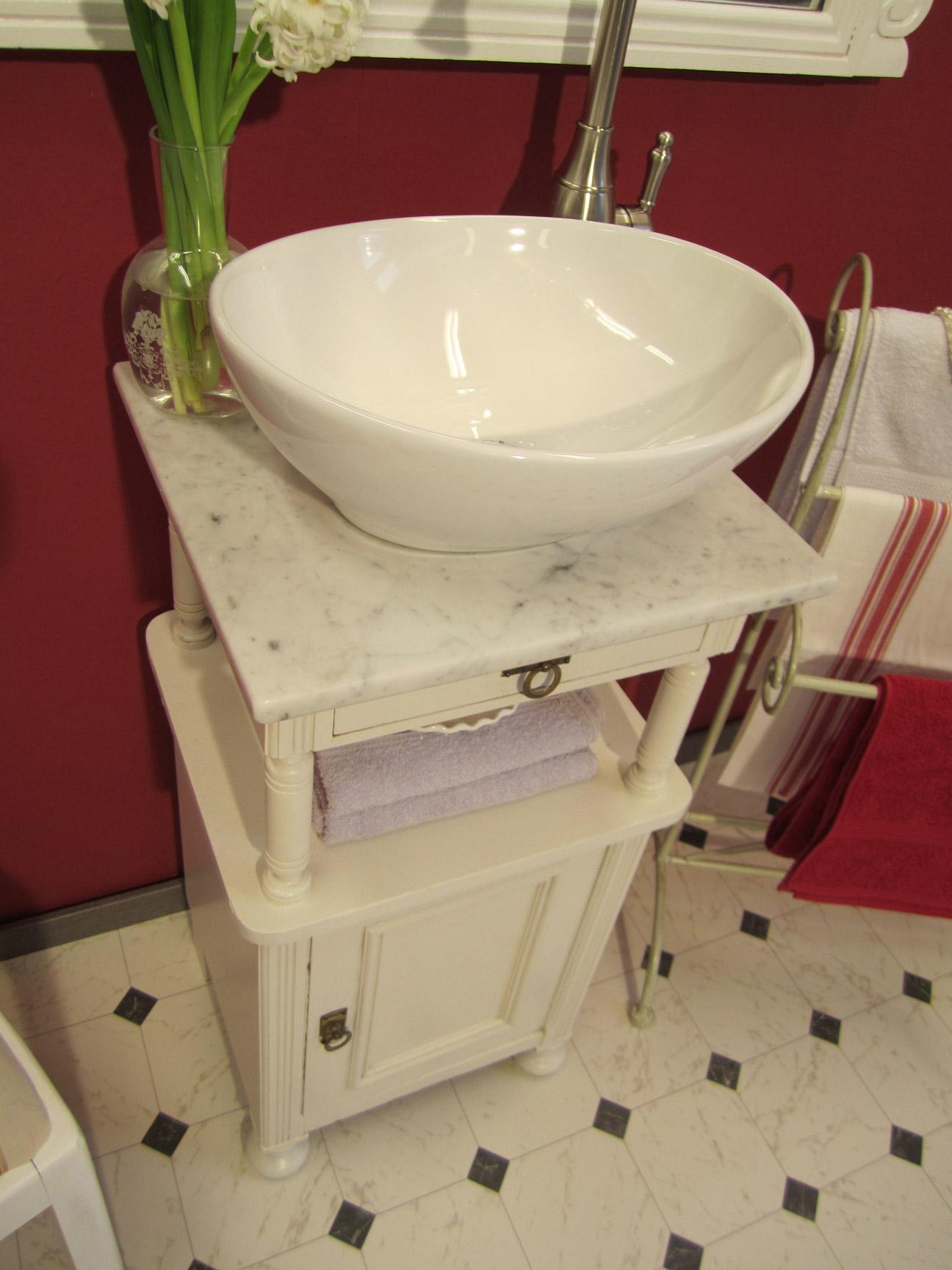 Waschtischunterschrank Landhausstil: Geile badezimmer ~ surfinser ... | {Waschtischunterschrank antik 70}