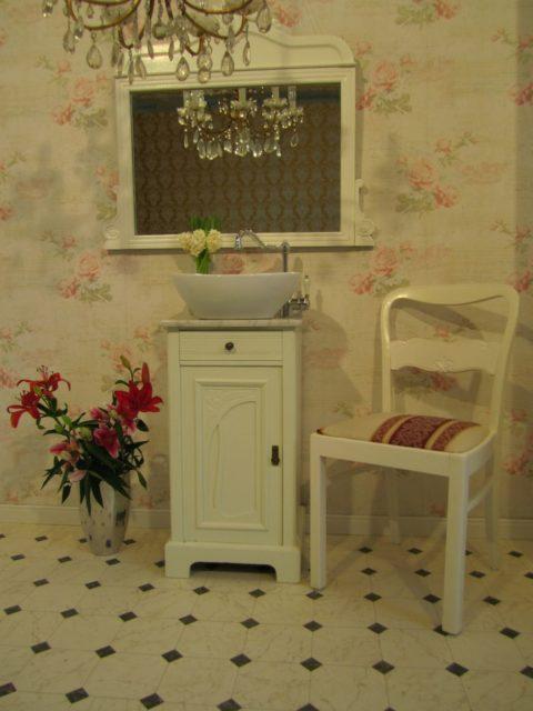 """Aimeé"""" - Kleiner Gästewaschtisch Landhaus"""
