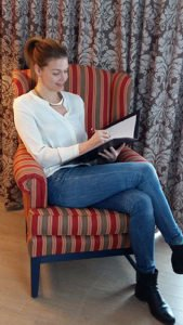 Blogeinträge-Esther Judith Rech