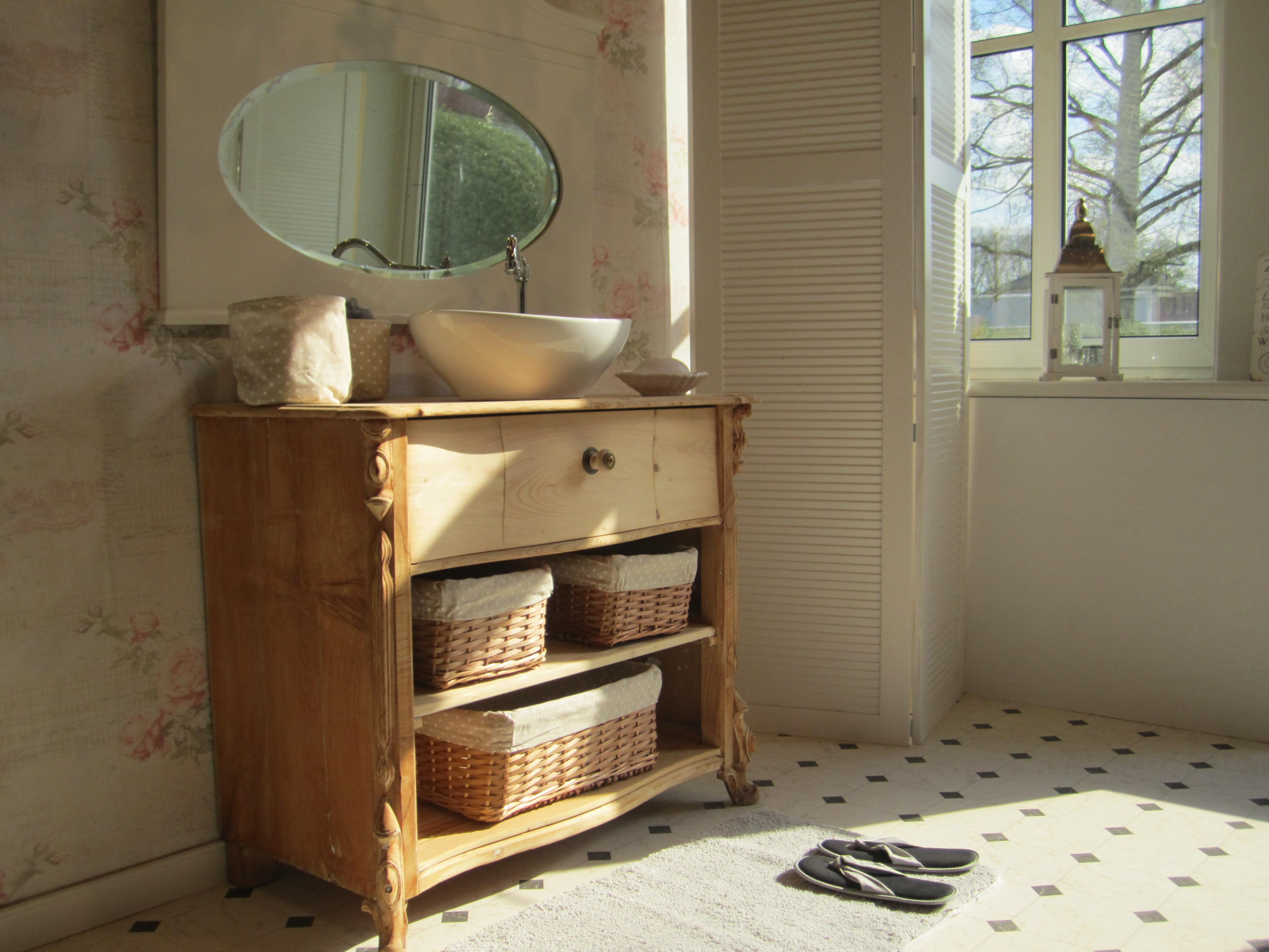Alte Schatze Oder Wie Aus Einem Dachbodenfund Ein Waschtisch Wird