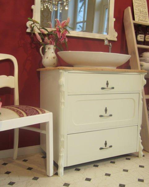 waschtischunterschrank antik. Black Bedroom Furniture Sets. Home Design Ideas