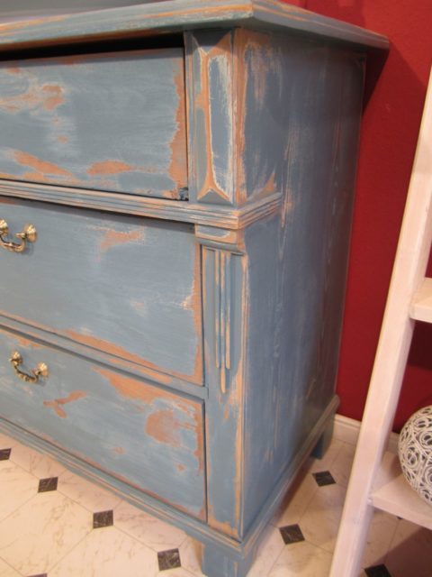 Blue Moon - Landhaus Badmöbel shabby chic