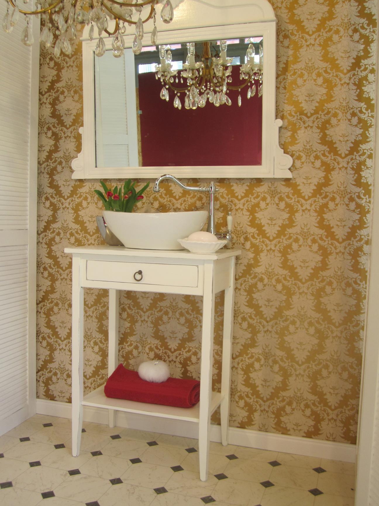 badm bel landhaus schaffen harmonie wasserheimat. Black Bedroom Furniture Sets. Home Design Ideas