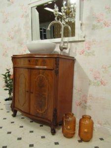 spring leaf badm bel antik wasserheimat. Black Bedroom Furniture Sets. Home Design Ideas