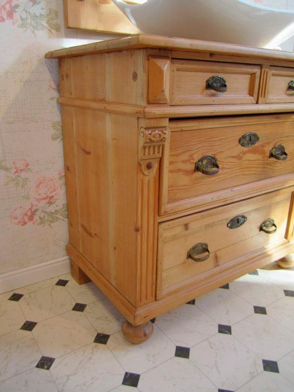waschtisch naturholz autumn wasserheimat. Black Bedroom Furniture Sets. Home Design Ideas