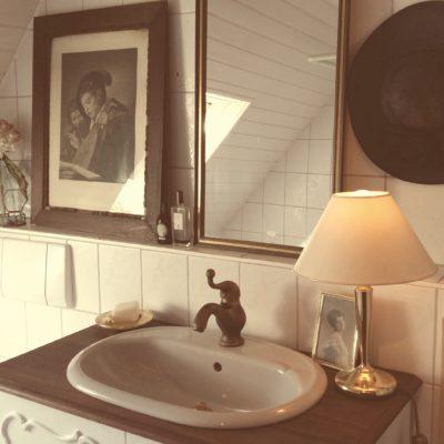 Wohnideen für's Bad, Wasserheimat, Badmöbel Landhaus