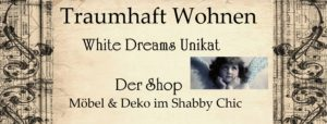 Logo-white-dreams-unikate, Landhaus Badmöbel, Wasserheimat