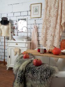 Badmöbel im Landhausstil