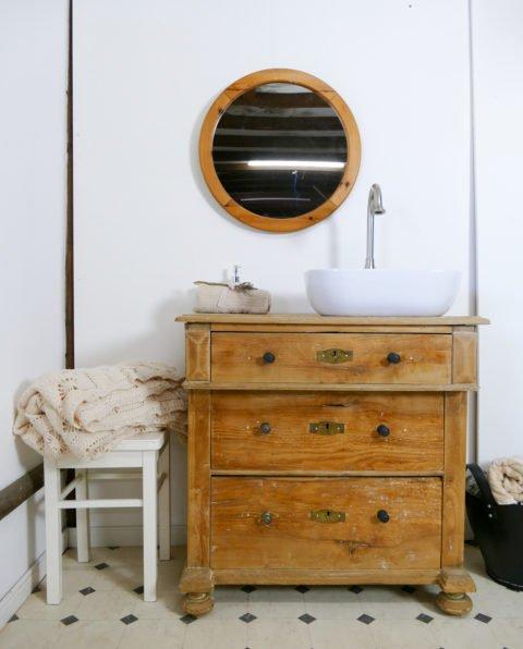Smooth-sand-Waschkommode-Vintage-Stil-Shabby-chic (2)